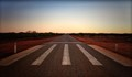 In the Australian outback, straight stretches of road are used as make-shift runways for emergency use by the Royal Flying Doctor Service.