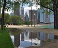 Chicago puddle