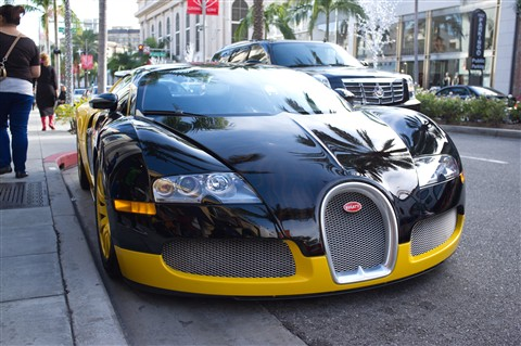 Rodeo Drive Bugatti