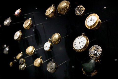 Timepieces, chronologically
