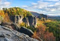 Autumn Color in Saxonian Switzerland