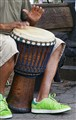 Hand Drummer