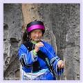 Old women at Yunnan - China