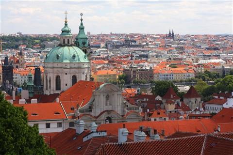 City View, Prague, Czech Republic