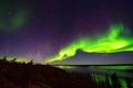 Aurora Dance in Yellowknife