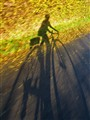 Shadow - Sunday bike ride