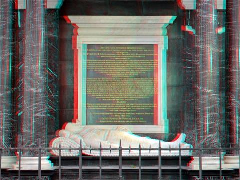 Mausoleum Piet Hein 3D