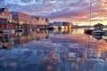 Bergen Sunset - Norway