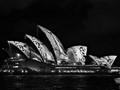Sydney Opera House, Laser light show, 2017