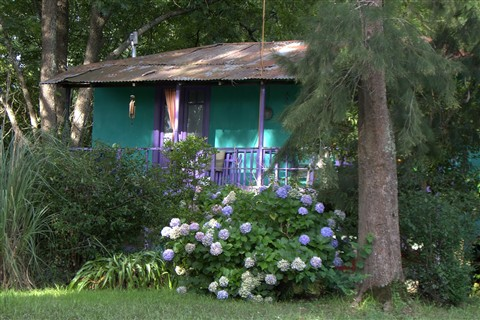 Casa típica arroyo Guayracá I