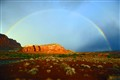 Capital Reef Nation Park Rainbow