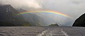 This Rainbow was taken during a very wet cruise on the stunning Doubtful Sound.