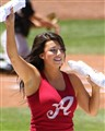 Reno Aces Pep Girl