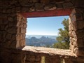 Window to Grand Canyon