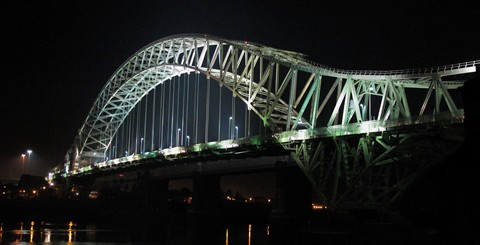 Silver Jubilee Bridge (from Widnes)