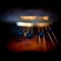 Mandolin string dampers
