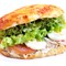 A Montreux Tuna Sandwich