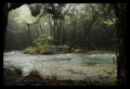 Rain on the river