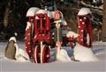 Classic Farm Tractor