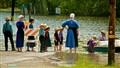 Amish Ferry