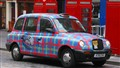Edinburgh taxi