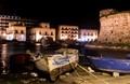 Gallipoli at night