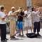 Musicians, Annecy.