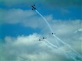 2006 AAD air show Missing Man Formation