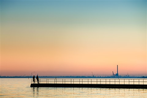 sunset_Pixel Poetry Digital Retouching