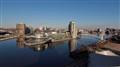 The Lowry + NV Buildings + Lowry Bridge