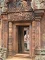 Banteay Srei Temple, Angkor complex, Cambodia