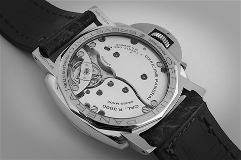 Panerai 372 Large Back B/W