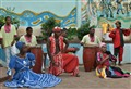 african tribal dance in cuba