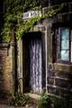 Door on the moor