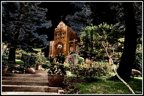 Caleruega Church by Fotokoto