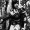 Mononoke Hime Cosplay Master B+W