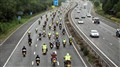 Motorcycle Protest M25