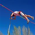 A high jump
