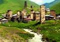 Georgia - The towers of Svaneti