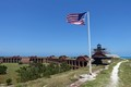 Fort Jefferson, Dry Tortugas, Florida - Built between 1846 and 1875. Taken from the roof.