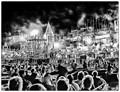 Night Cremation Ceremony