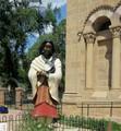 Kateri Tekawitha Statue 1st Native American Saint