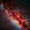Milky way - full spectrum