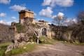 O Castelo de Pambre, Palas de Rei, Galicia