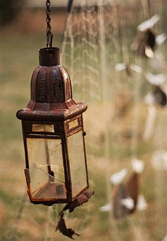 Lantern (Sculpture in the Vineyards 2012 artwork, NSW)