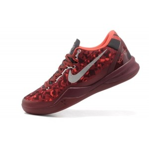 nike-kobe-8-viii-red-camo-grey-shoe-cheap-sale