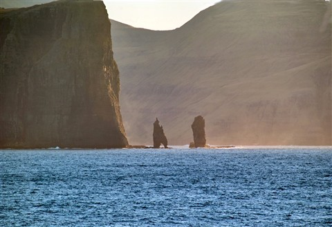 Rock Formations, Faroes Islands