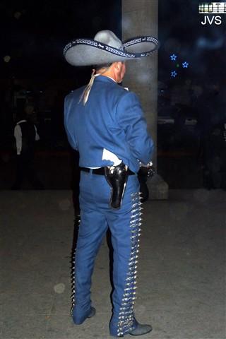Mexican Security Guard 1eyedjack Galleries Digital