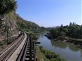 Wampo Viaduct - Cave Side - Death Railway - Kanchanaburi