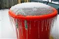 Frozen tub
